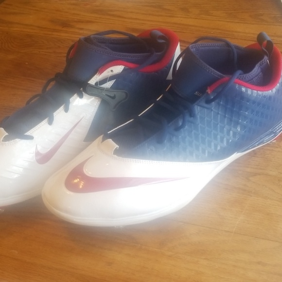 Nike Other - nike houston texans cleats